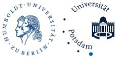 Humboldt-Universität Universität Potsdam